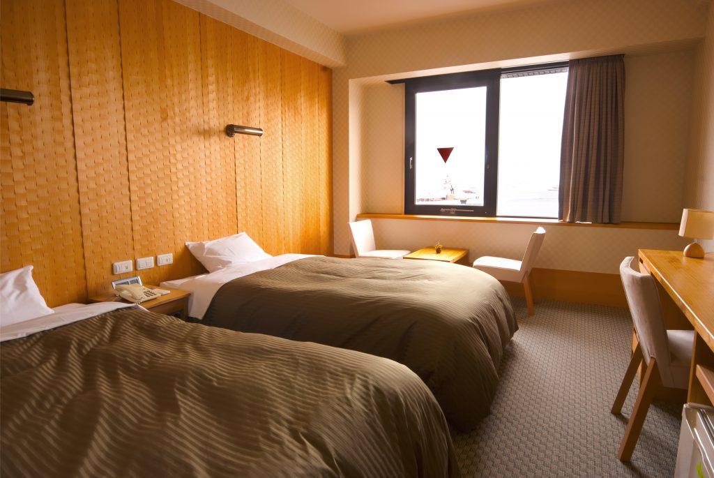宮島コーラルホテル部屋写真