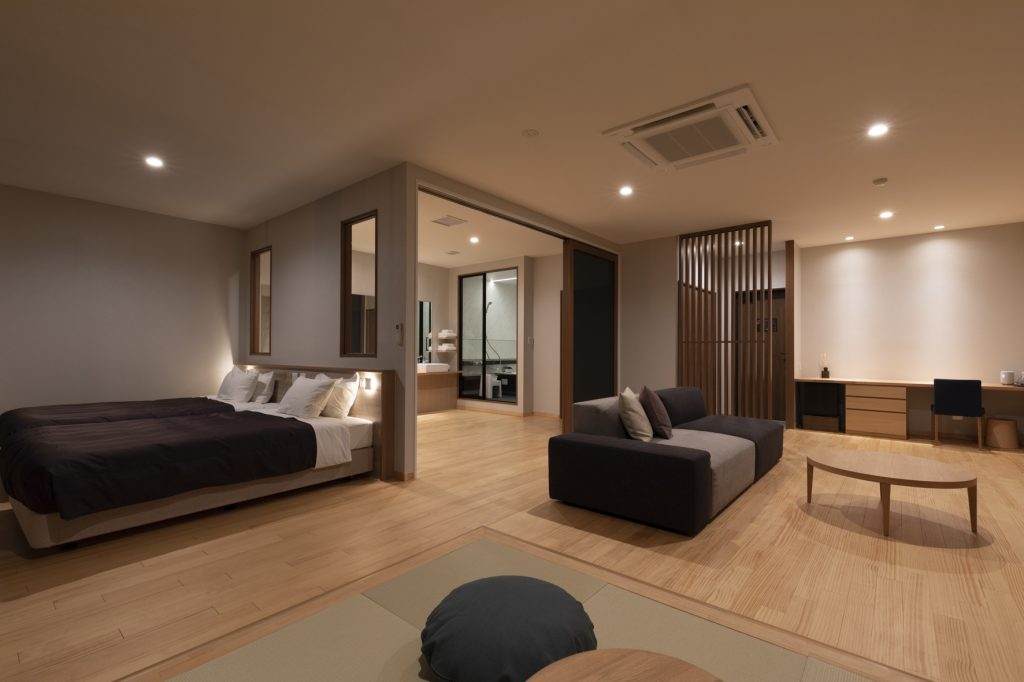 IBUKU本館部屋写真